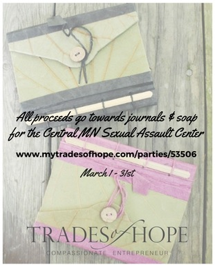 Trades of Hope Event