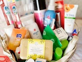 personal care items picture