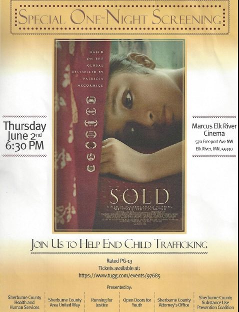 Sold Screening Photo