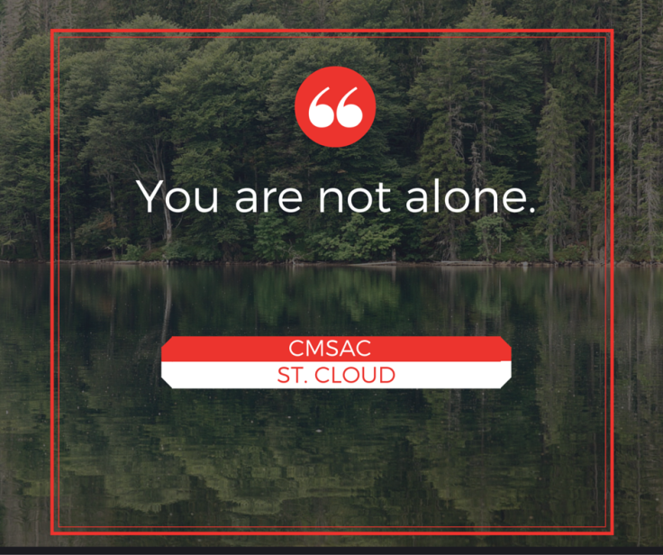 You are not alone photo