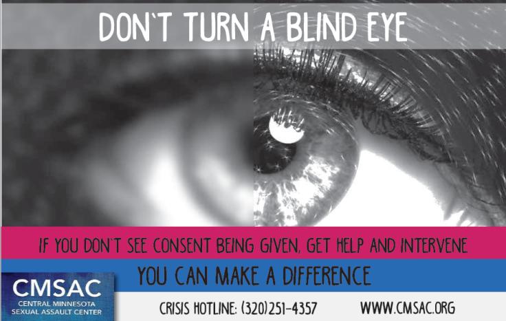 Blind Eye Poster