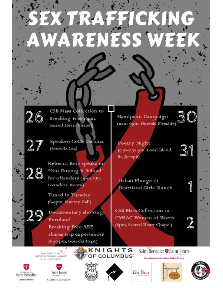 STAW Weeklong Poster