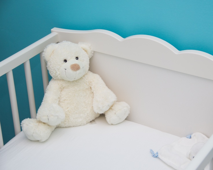Baby Crib for Donation Post