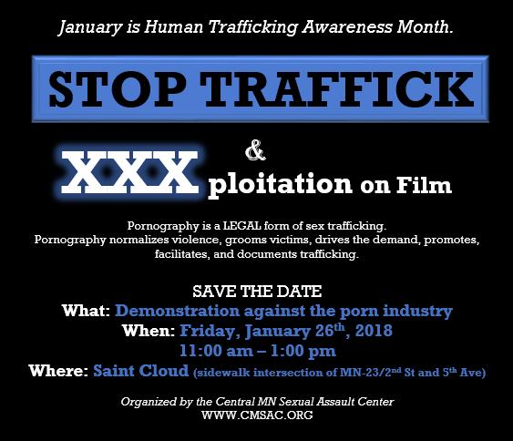 Stop Traffick on Film- Savethedate