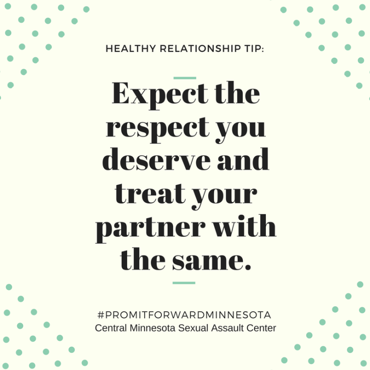 Healthy Relationship Tip 3
