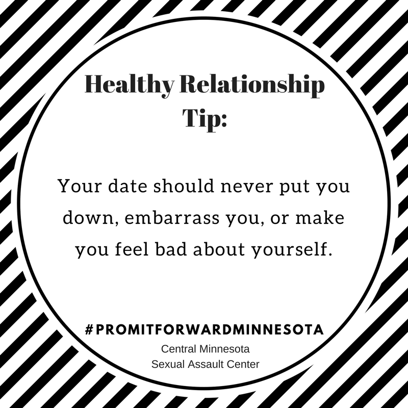 healthy relationship What is a healthy relationship while all relationships are different, there are a few key aspects of healthy relationships they should be based on equality, respect and trust.